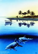 Kreta-Palmen-Vai (Meeresrauschen)
